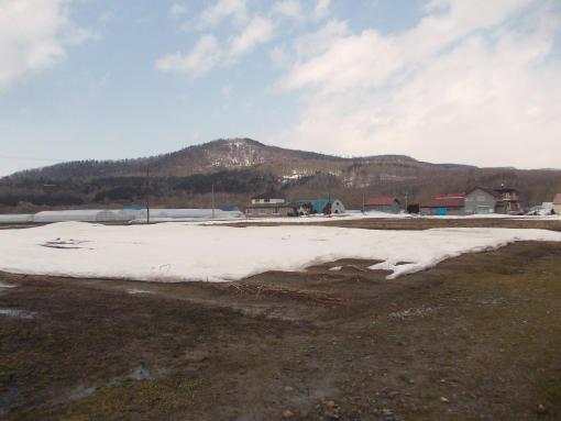 20160409_北露地積雪