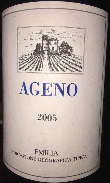 Ageno Emilia 2005