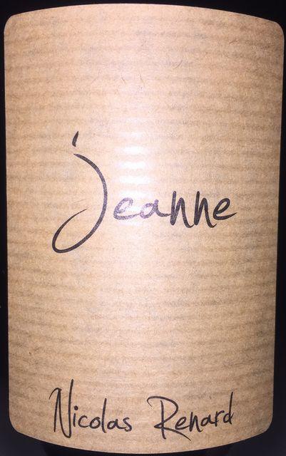 Jeanne Sauvignon Nicolas Renard 2014 part1