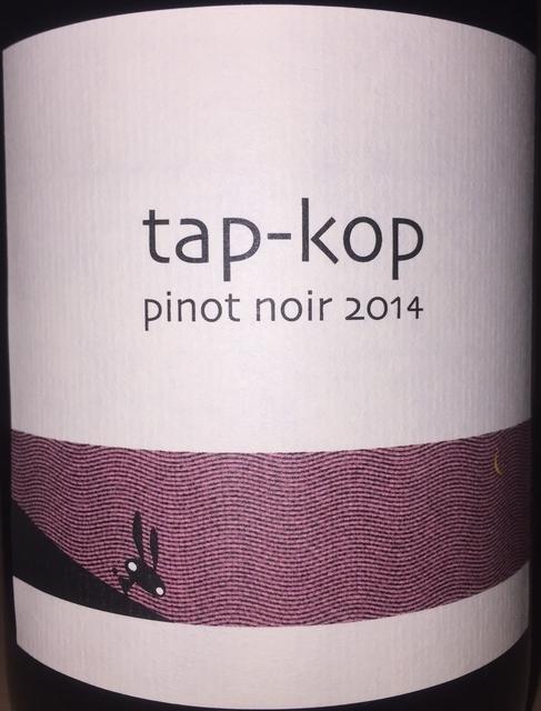 tap kop Pinot Noir Kondo Vinyard 2014 part1