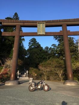 秋葉神社入口