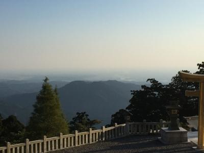 秋葉山からの景色