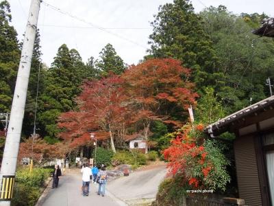 鳳来寺石段入口2