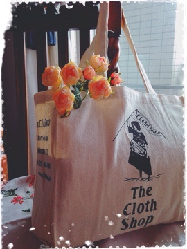 the cloth shopバック