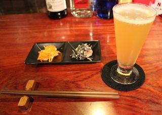 2015,08,27blog3-3 1杯目京都麦酒・一期一会