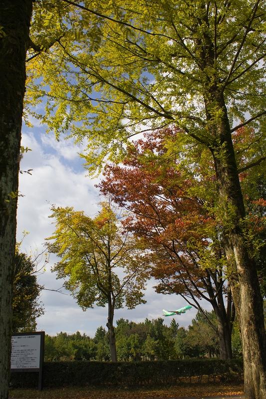 富山空港H27_10_25