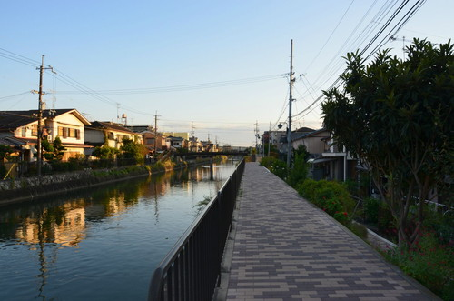 Near Inari station, Kyoto