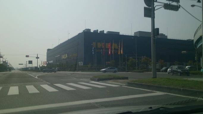 IKEA神戸店
