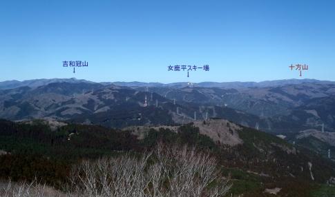大峰山 006-001