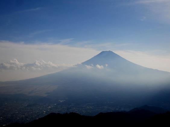 富士山 三ツ峠