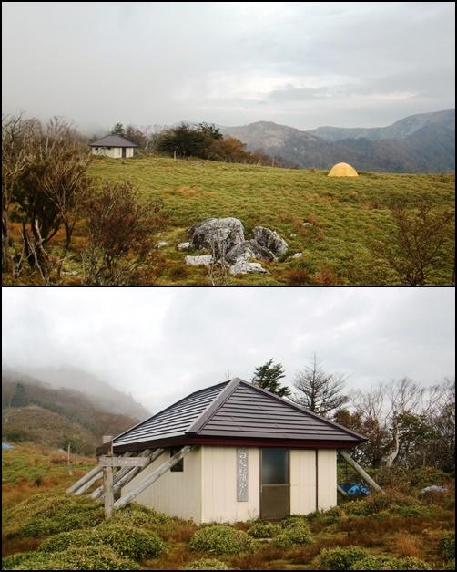 036 白髪避難小屋