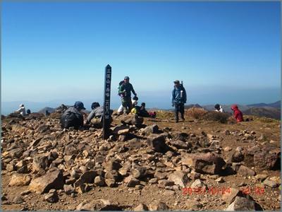 013 三俣山南峰