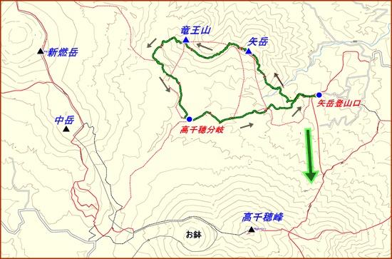 001 矢岳