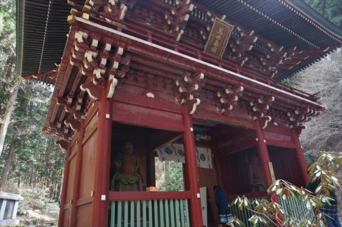 1御岩神社楼門
