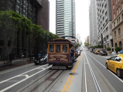 SFO+HNL2015.7サンフランシスコケーブルカー