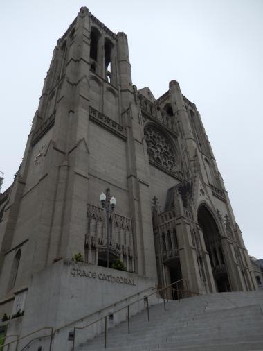 SFO+HNL2015.7サンフランシスコグレース大聖堂
