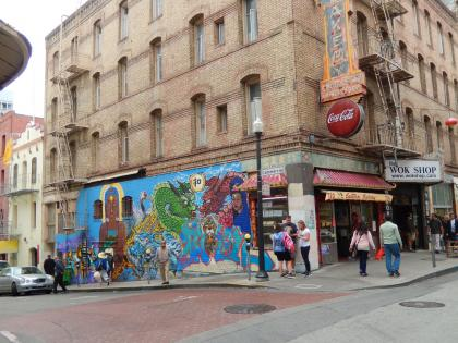 SFO+HNL2015.7サンフランシスコチャイナタウン