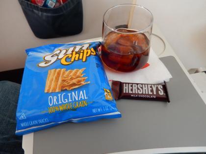 SFO+HNL2015.7デルタ航空シアトル行き