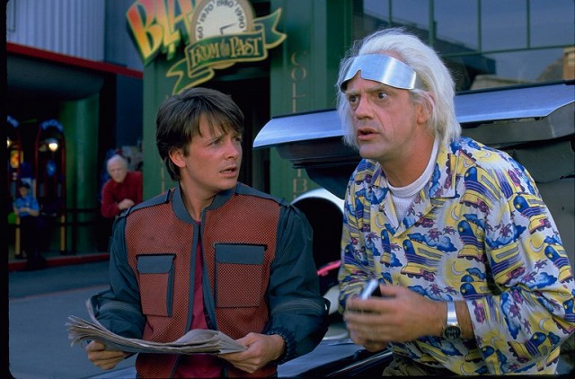 Back to the future 2 20151017