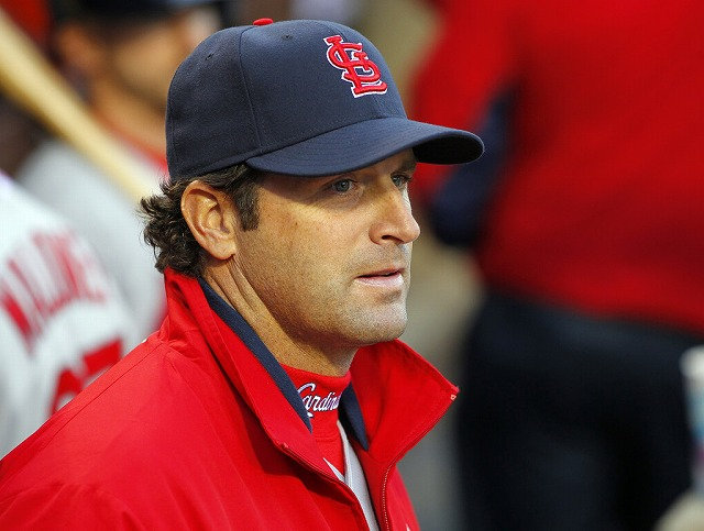 Mike Matheny 20151114