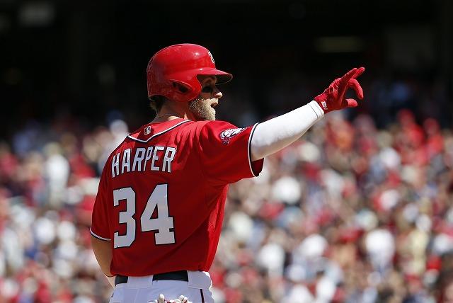 Bryce Harper 20151118