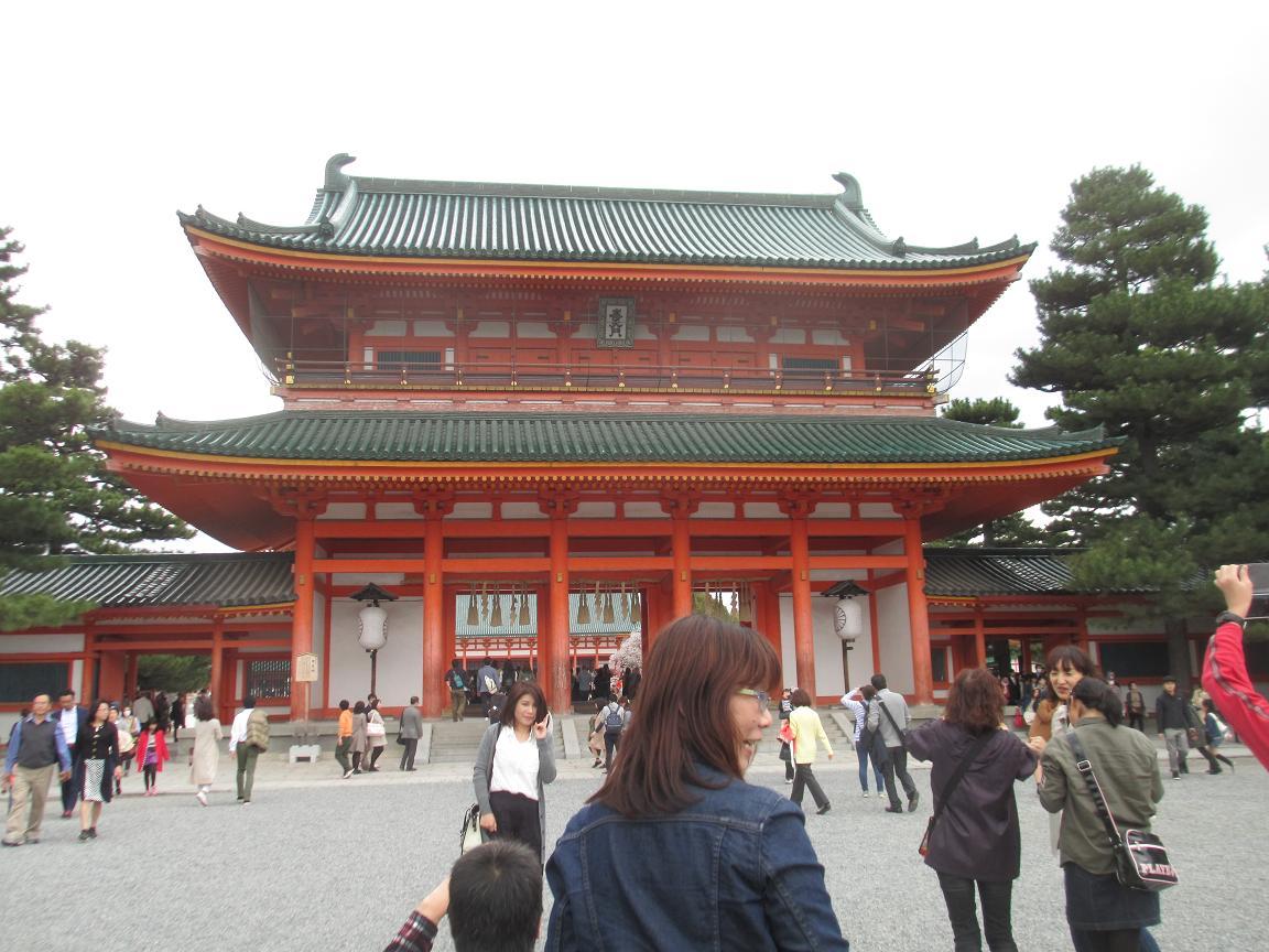 平安神宮 神門
