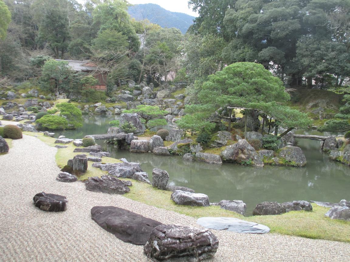 醍醐寺 枯山水3
