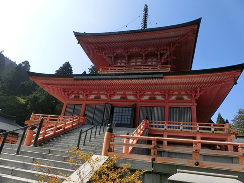 10月比叡山行11
