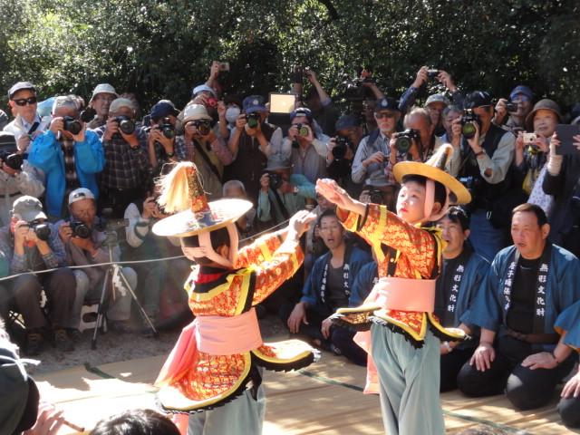 2015年10月25日 牛窓 唐子踊1