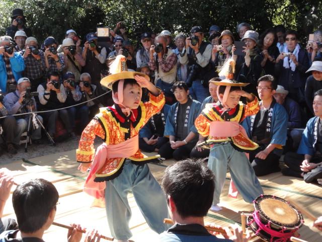2015年10月25日 牛窓 唐子踊2