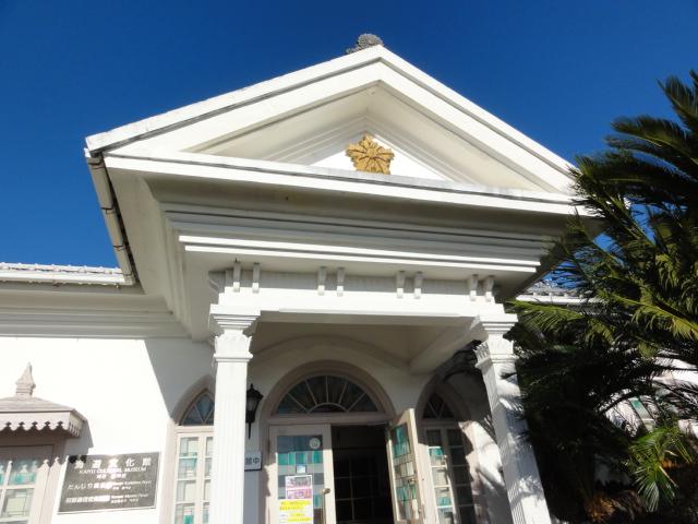 2015年10月25日 牛窓海遊文化館 外観