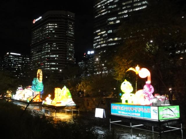 2015年11月12日 清渓川ランタンフェスティバル2