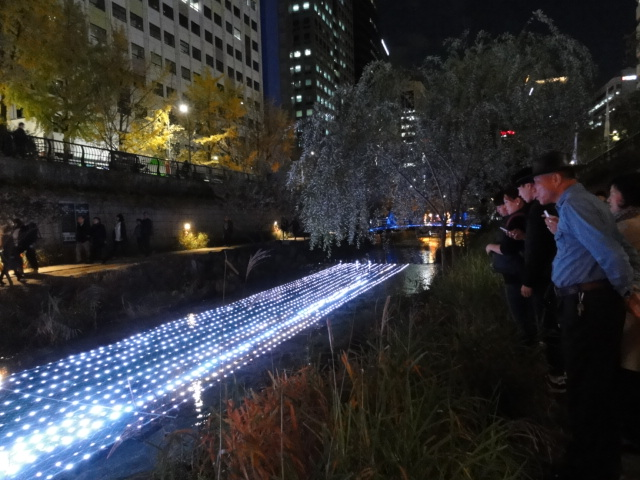 2015年11月12日 清渓川ランタンフェスティバル3