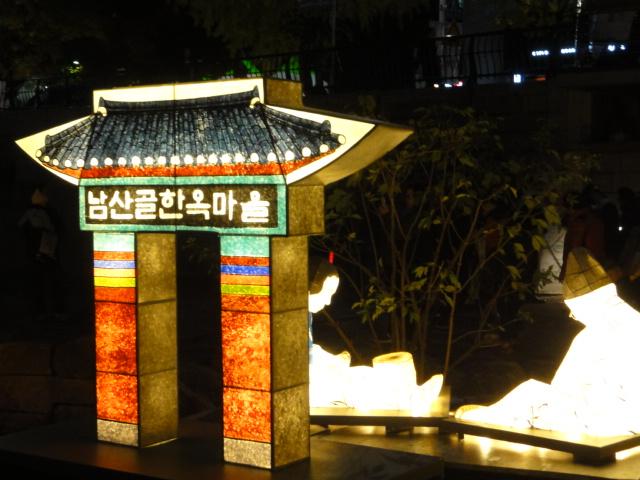 2015年11月12日 清渓川ランタンフェスティバル4