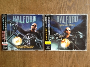 Halford(Resurrection)縮小