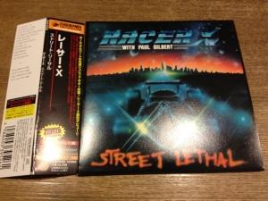 Racer X(Street Lethal)