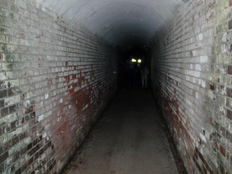 地下弾薬庫跡5