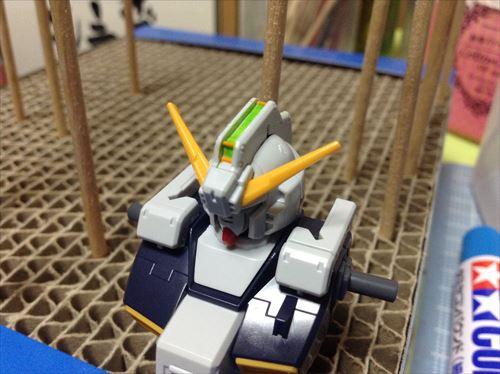 「RX121-1 ガンダム TR-1 ヘイズル改」その1_R