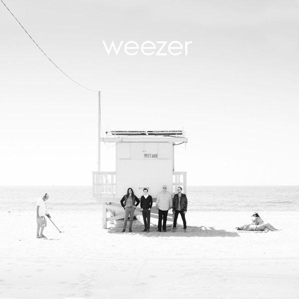 Weezer white album