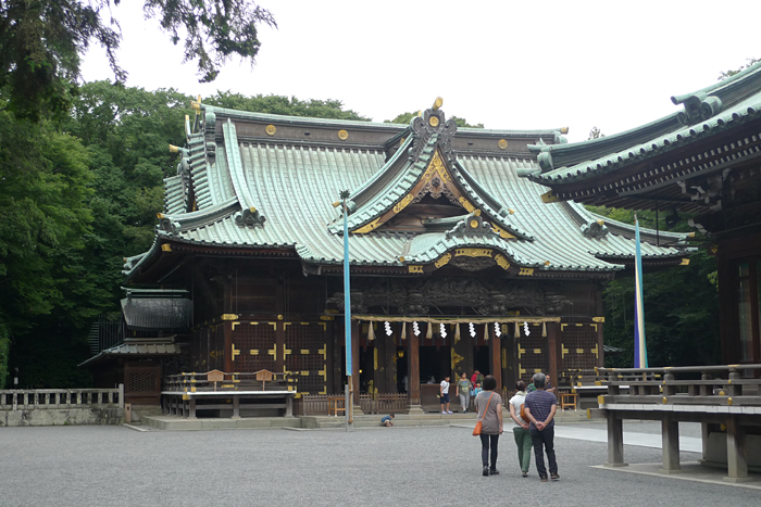 駿河の神社  三島大社  20