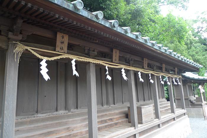 駿河の神社  三島大社  23
