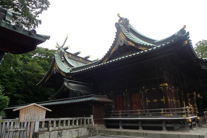 駿河の神社  三島大社  25