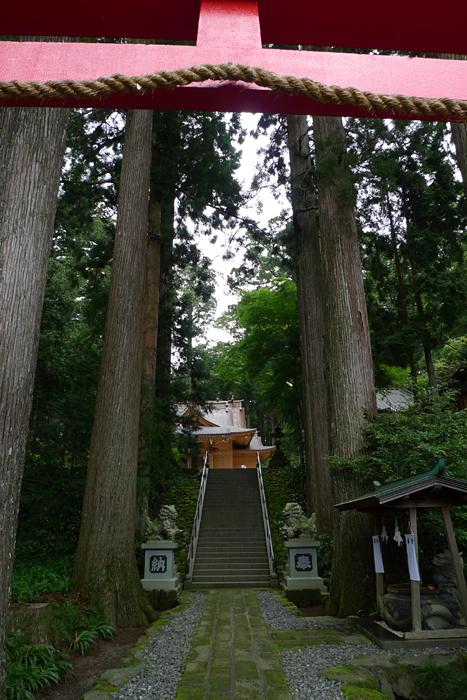 駿河の神社  須山浅間神社 4