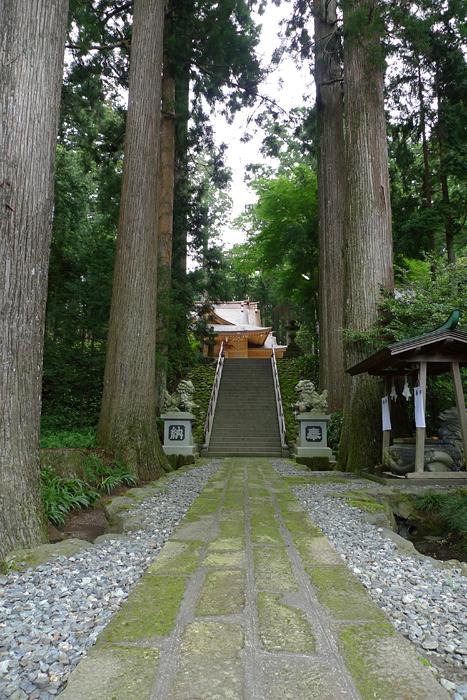 駿河の神社  須山浅間神社 5
