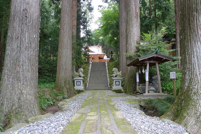 駿河の神社  須山浅間神社 6