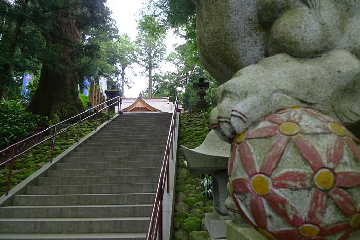 駿河の神社  須山浅間神社  8