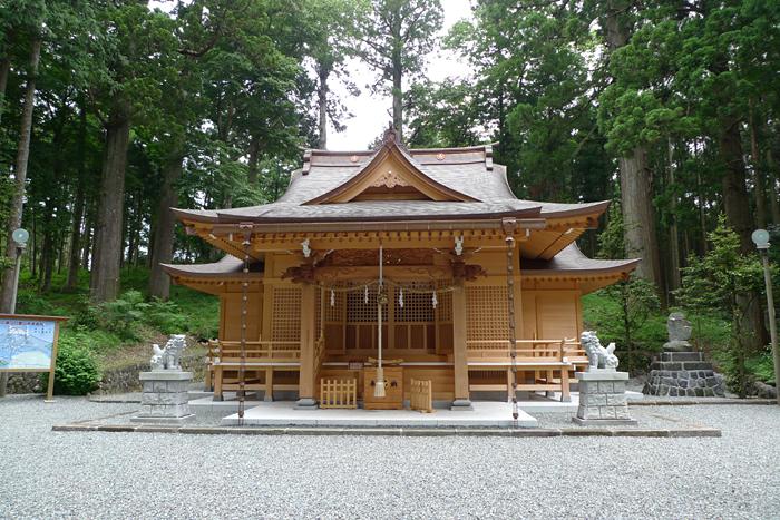 駿河の神社  須山浅間神社 10