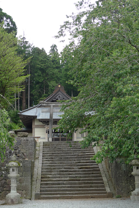 駿河の神社  村山浅間神社  4