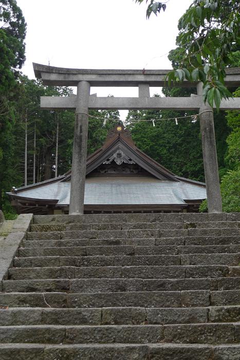駿河の神社  村山浅間神社  5