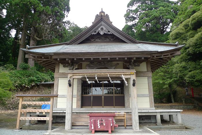 駿河の神社  村山浅間神社  9